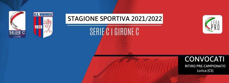 RITIRO PRE-CAMPIONATO   Ventidue i calciatori convocati da mister D'Agostino immagine 17382 US Vibonese Calcio