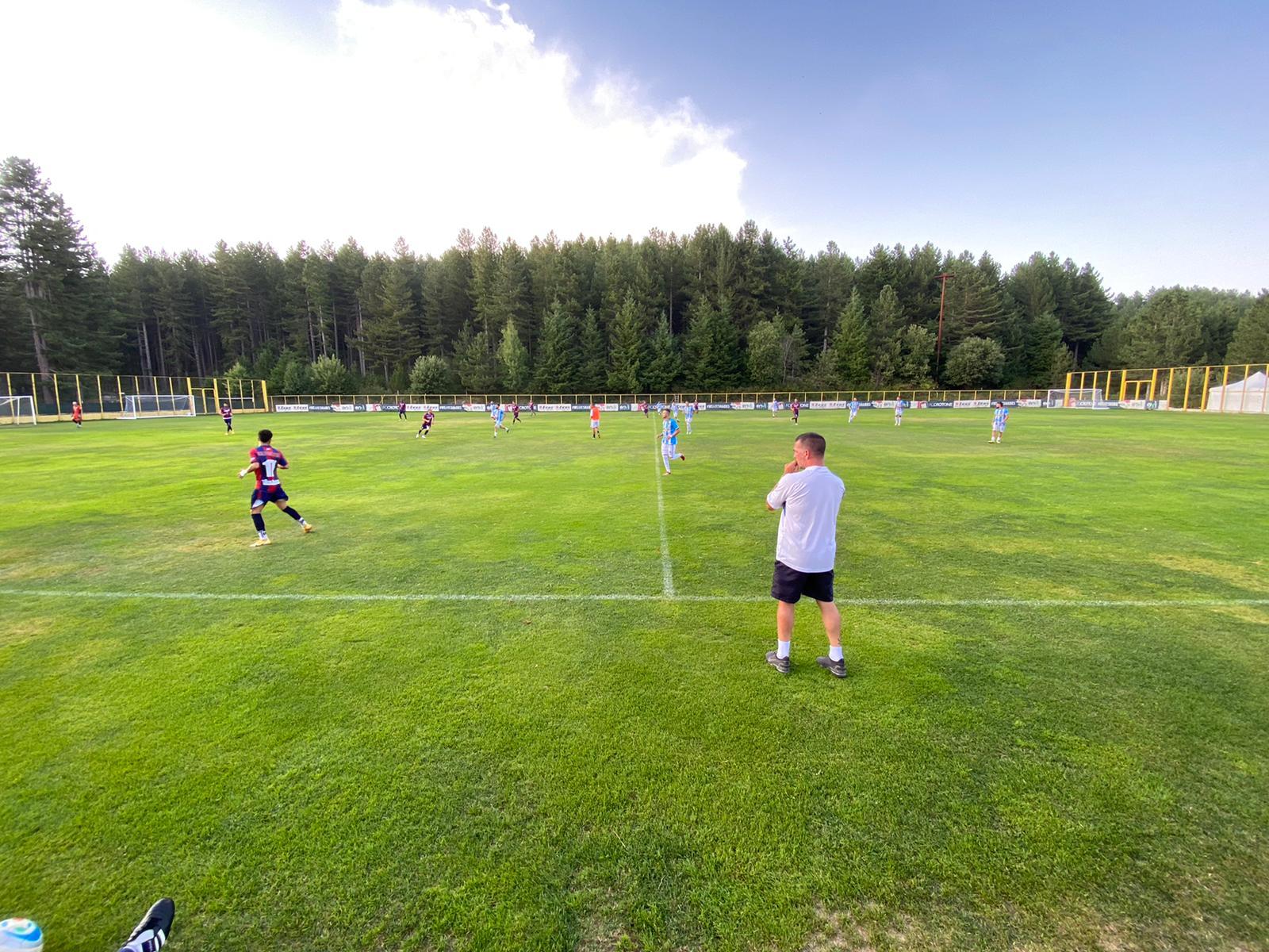 RITIRO PRE-CAMPIONATO | Finisce 13-0 per i rossoblù il test con la Silana immagine 17393 US Vibonese Calcio
