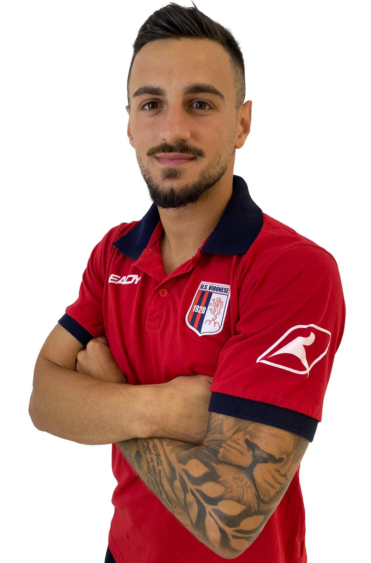 Paolo Grillo immagine 17526 US Vibonese Calcio