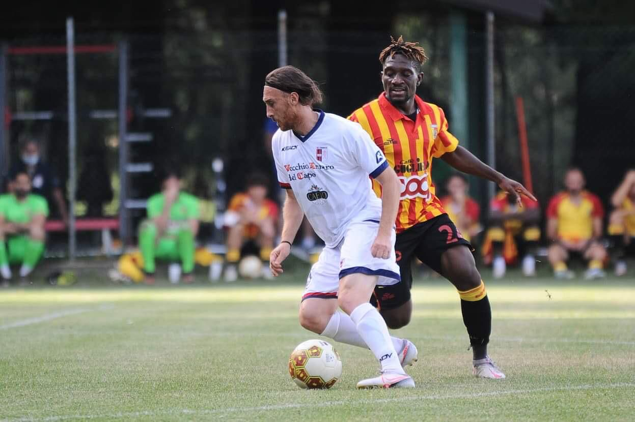 RITIRO PRE- CAMPIONATO | Finisce 1-1 l'allenamento congiunto con il Catanzaro immagine 17413 US Vibonese Calcio