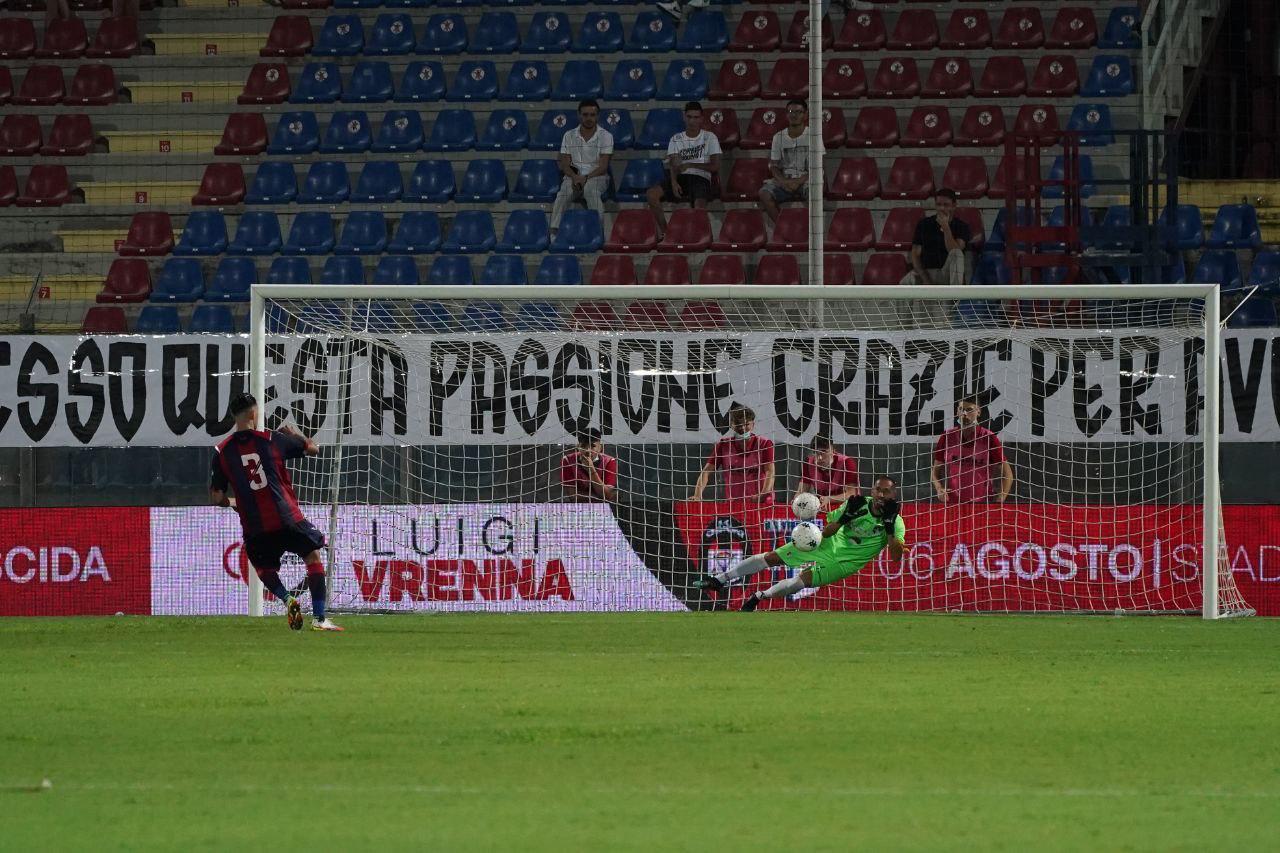 TROFEO LUIGI VRENNA | Vince la Vibonese ai calci di rigore immagine 17446 US Vibonese Calcio