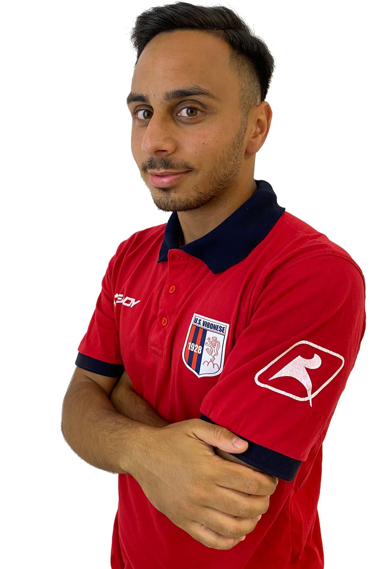 Nicola Alvaro immagine 17527 US Vibonese Calcio