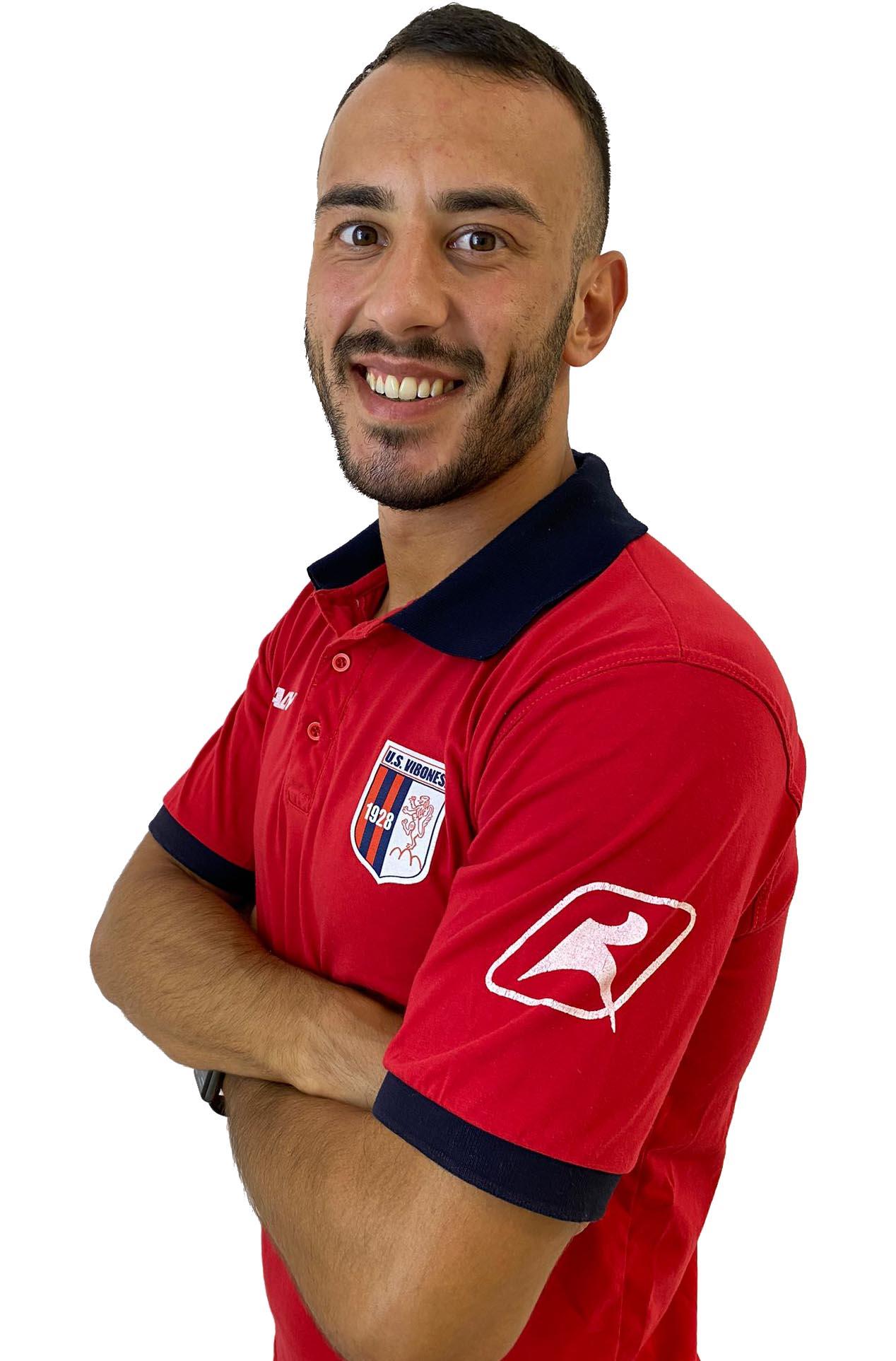Yuri Senesi immagine 17528 US Vibonese Calcio