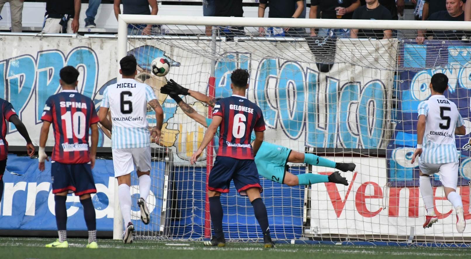 V.FRANCAVILLA - VIBONESE 1-0   Il tabellino del match immagine 17992 US Vibonese Calcio