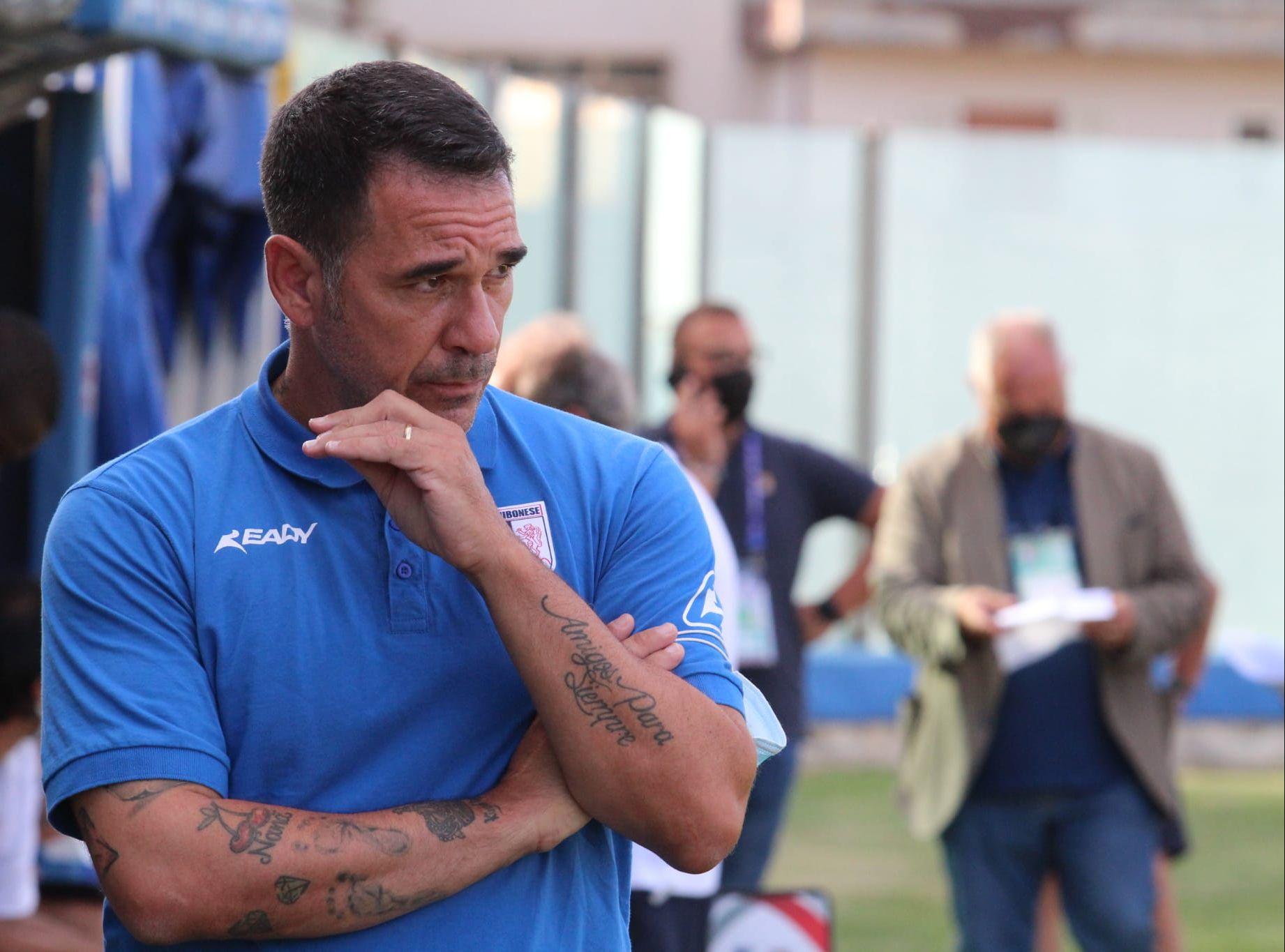 VIBONESE - JUVE STABIA | Torna Mister D'Agostino, le sue sensazioni alla vigilia immagine 18009 US Vibonese Calcio