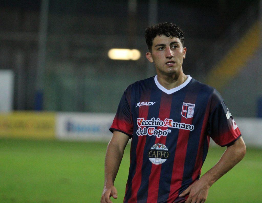FIDELIS ANDRIA - VIBONESE 1-1 | Il tabellino del match immagine 18046 US Vibonese Calcio