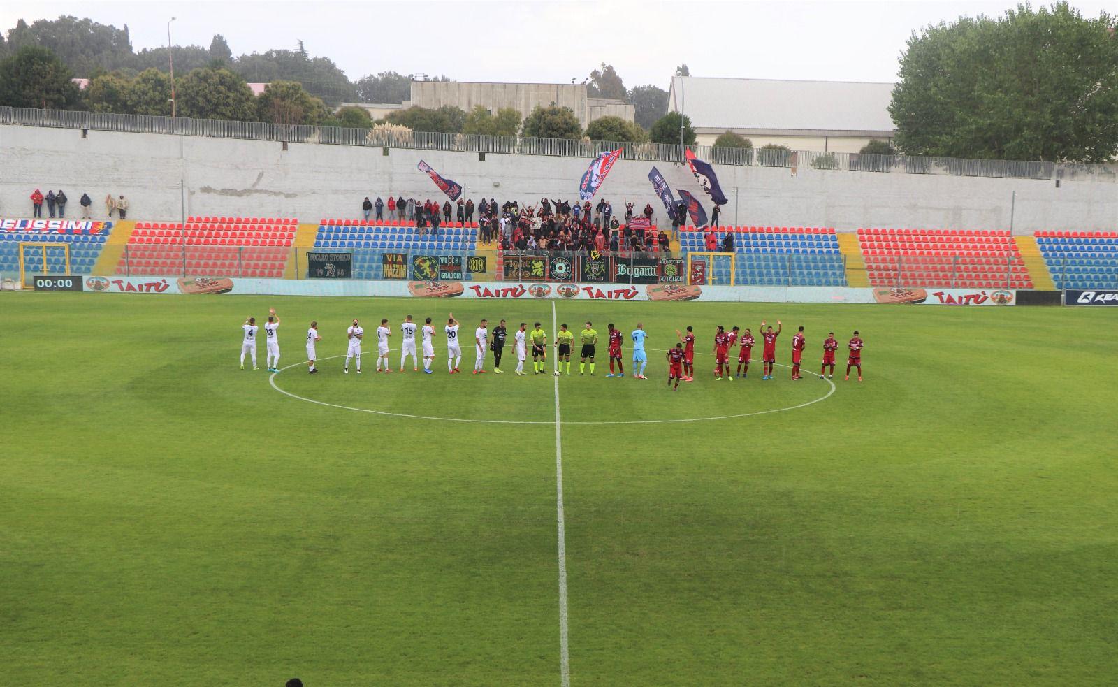 VIBONESE - POTENZA | Il tabellino del match immagine 18082 US Vibonese Calcio