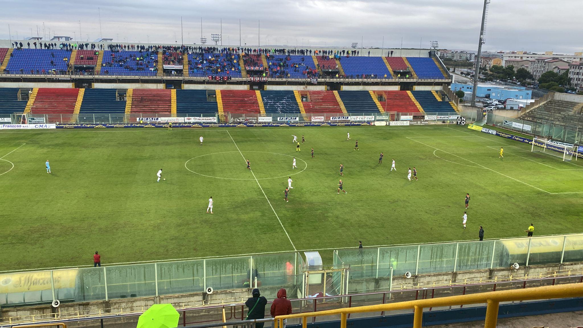 TARANTO - VIBONESE 0-0 | Il tabellino del match immagine 18101 US Vibonese Calcio